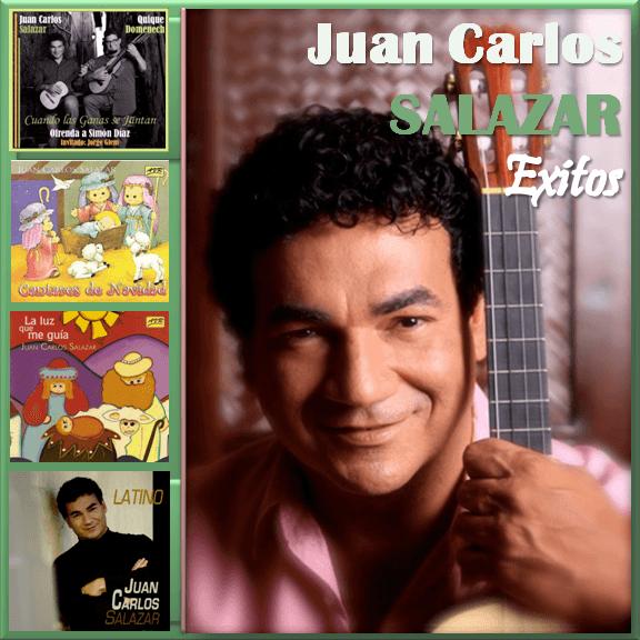 Juan Carlos Salazar - Exitos A-min