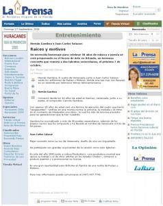 La Prensa de Orlando SEP06