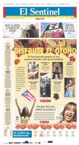 El Sentinel Oct 2006