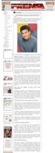 JCS Tu Boca en La Nueva Prensa ANZ AGO07